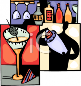 0511-1008-1002-0049_Bartender_Shaking_a_Martini_clipart_image