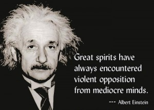 einstein-quote-mediocre